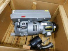 Unused Busch Vacuum Pump