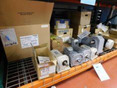 Assorted Motors & Reducers
