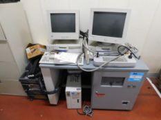 Data Monitor And Collecting Machine