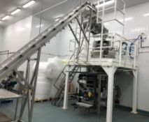 ABL Apple Slice Packaging Line
