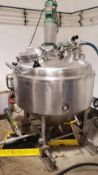 RAS Process Equipment 150 Gal Jacketed Kettle