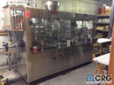 Fimer of Italy Four-Stage Monoblock Bottling Machine
