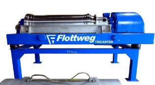 Flottweg Tricanter Centrifuge