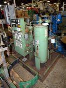 Sullair Single Stage Rotary Screw Compressor