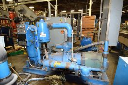 Rodgers Machinery Quincy Northwest Rotary Screw Compressor