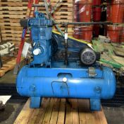 Quincy 2 Stage Air Cooled Compressor