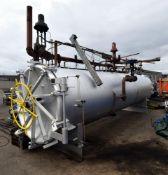 FMC Reid Boiler Works Single Shell Pressure Cooker