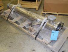 UNUSED Samuel Pressure Vessel Group Reboiler Vessel with UNUSED Chromalox Immersion Heater
