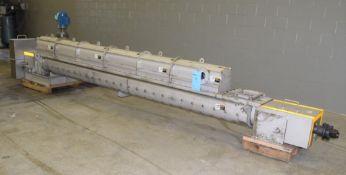 UNUSED Thomas Conveyor Desolventizing Screw Conveyor