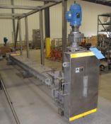 UNUSED Thomas Conveyor Cooling Screw Conveyor
