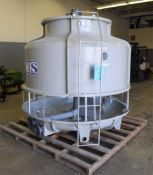 UNUSED CTS Cooling Tower Systems Fiberglass Cooling Tower