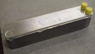 UNUSED Alfa Laval Plate Heat Exchangers