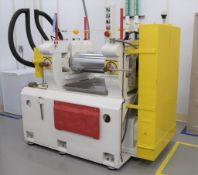RCM Rubber City Machinery (2) Roll Mill