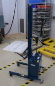 Vestil Manufacturing DC Powered Electric Lift