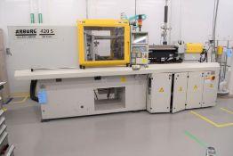 Arburg Allrounder Selecta 88 Ton Injection Molding Machine