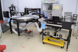 Systematic Automation UV Ink Screen Printing Machine