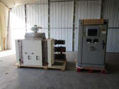 Modern Process Equipment Coffee Grinder and Screw Feeders