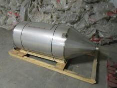 Modern Process Equipment Stainless Steel Hopper
