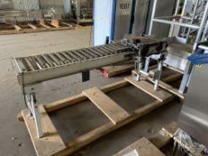 Roller Conveyor with Ink Jet Head