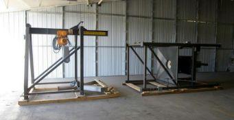 Modern Process Equipment Bag Hangers