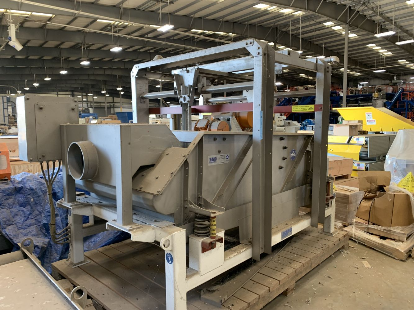 Surplus to the Ongoing Operations of KW Plastics