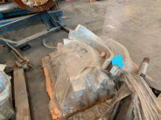 """(4) Pallets of 12"""" Aluminum Screen Changer Heater Bands"""