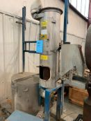 Gala Model 8.2/BF Spin Dryer with Tempered Water System, Model 80 GPM. Serial Number 922160