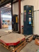 Wulftec Pallet Stretch Wrapper- Smart Series- Model - WSMH-200-B. Serial Number - 25841-1-0905- 120