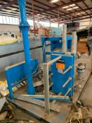 Used- Gala PAC-7 Underwater Pelletizing System With 200 GPM Tempered Water System