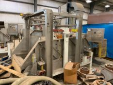 Sweco Rectangular Separator, Model MM4-1W. Stainless Steel. Serial Number 127976-008/16, 460 Volt, 3