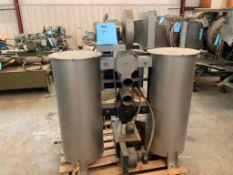 Novatec Dehumidifying Dryer - Model POD-150 - Serial Number - 37286-0429- 460 Volt, 3/60. Built 2012