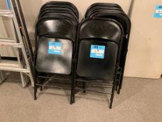 LOT- ASSORTED FOLDING CHAIRS