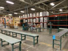 "Box Sealing Packaging Line consisting of: � 3M-Matic Random Case Sealer Model 700R/3"", S/N 50815 (20"