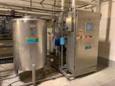 Johnson Diversey Clean-In-Place Skid Model Hygiene Center