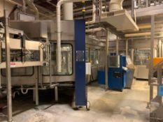 LOT: Krones Sanitary Aseptic Bottle Filling, Rinsing, and Sterilizing System (2007)