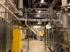 Steel Mezzanine (for cap sterilizing)