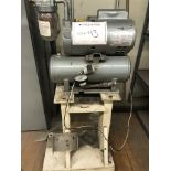 GAST 1022-V103-G272X Vacuum Pump 3/4HP 115/230V-AC