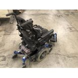 Invacare Powered Wheelchair with Incline Adjustment