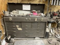 Tool Box with Drill Sets