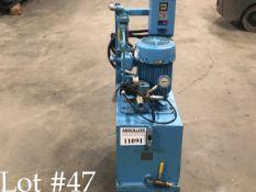 Process Cooling Pump Station
