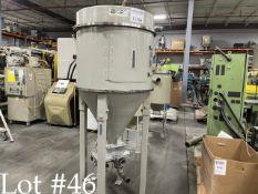 AEC 420 Pound Hopper on Stand