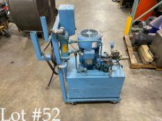 1 Station Hydraulic Unit