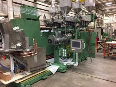 BULK OFFERING: (25) Extruders, Complete Resealable Bag Lines - Year: 2017