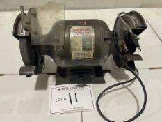 ELECTRIC BENCH GRINDER