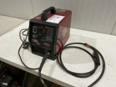 LINCOLN ELECTRIC WELD PACK