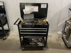 Tool Cart With Tools