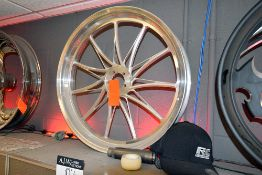 "Custom 22"" Motorcycle Rim"