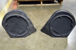 Pair of Hogtunes Motorcycle Speakers