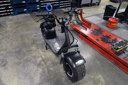 Phat Scooter Battery Operated Scooter, OCC Custom w/ Speakers & Charger