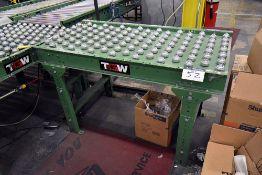 "TGW Adjustable Ball Transfer Table (48""x24-1/2""x29-1/2"")"